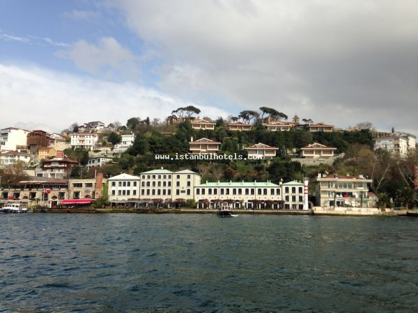 Water Mansions on Bosphorus