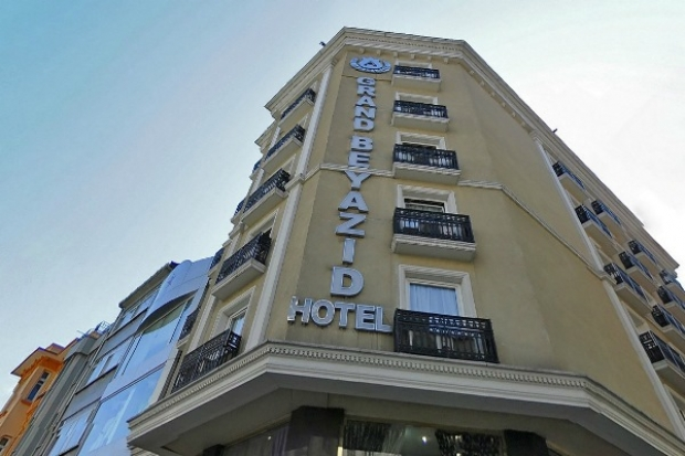 Private airport taxi transfer to grand beyazit hotel for Beyazit han suites