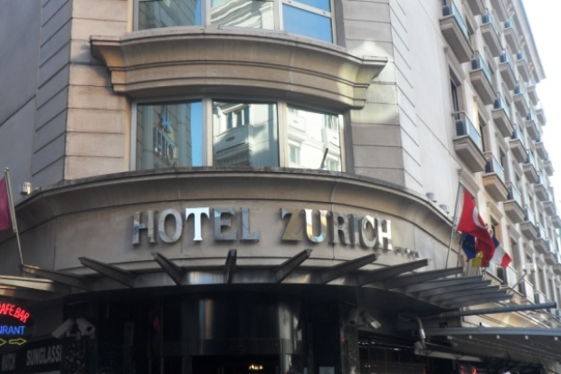 Private Airport Taxi Transfer To Hotel Zurich Istanbul Turkey City