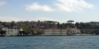 Bosphorus Cruise tour view