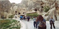 Daily Cappadocia Tour from Istanbul by Plane
