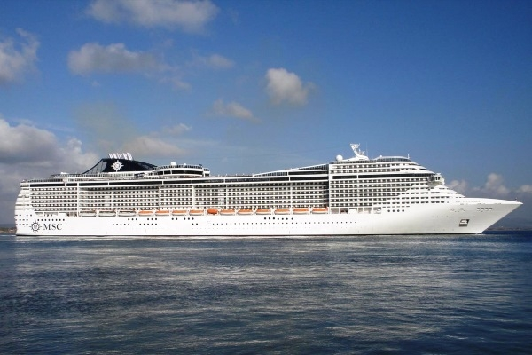 Private Airport Taxi Transfer to MSC Splendida Cruise ...